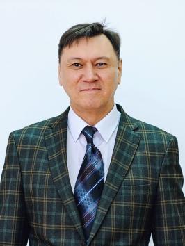 Ягмуров Оразмурат Джумаевич